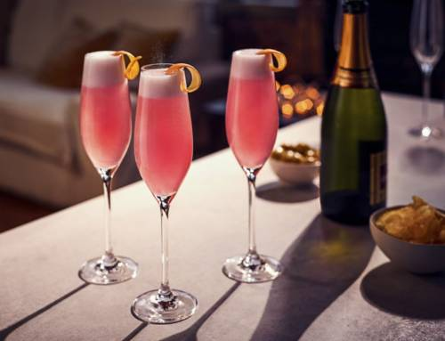 foodies-Wintercocktails: CÎROC Champagne Cosmo